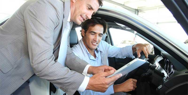 errores en la transferencia de un vehículo