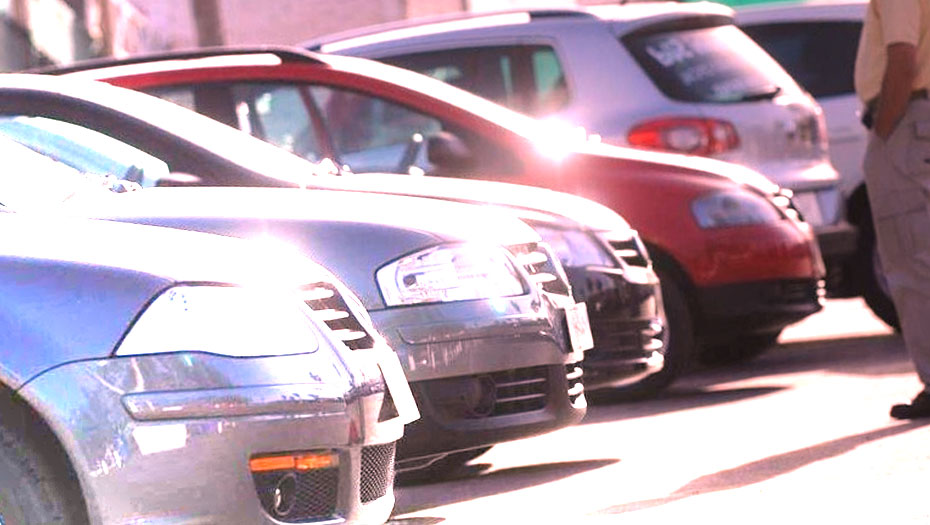 Comprobar si un coche usado si está libre de cargas y embargos